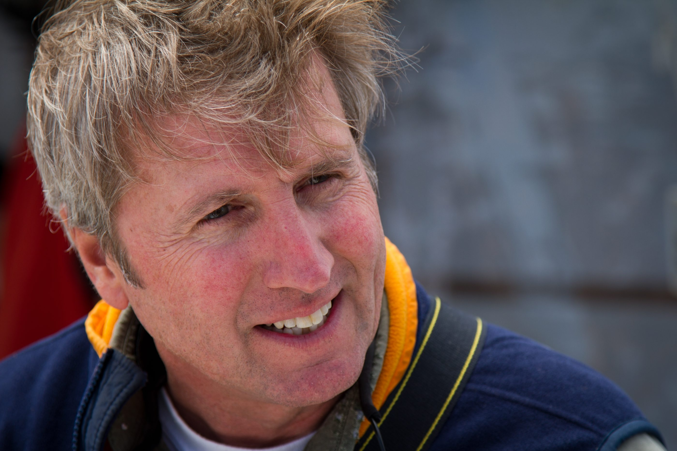 Greg Skomal is the world's leading expert on Atlantic great white sharks.