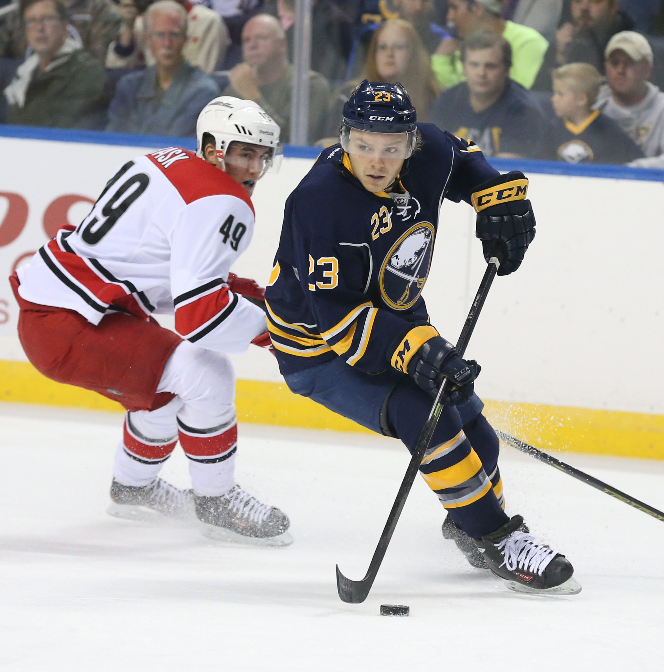 Sam Reinhart, the No. 2 overall pick in the 2014 NHL Draft, will show the Sabres his skills at development camp this week.