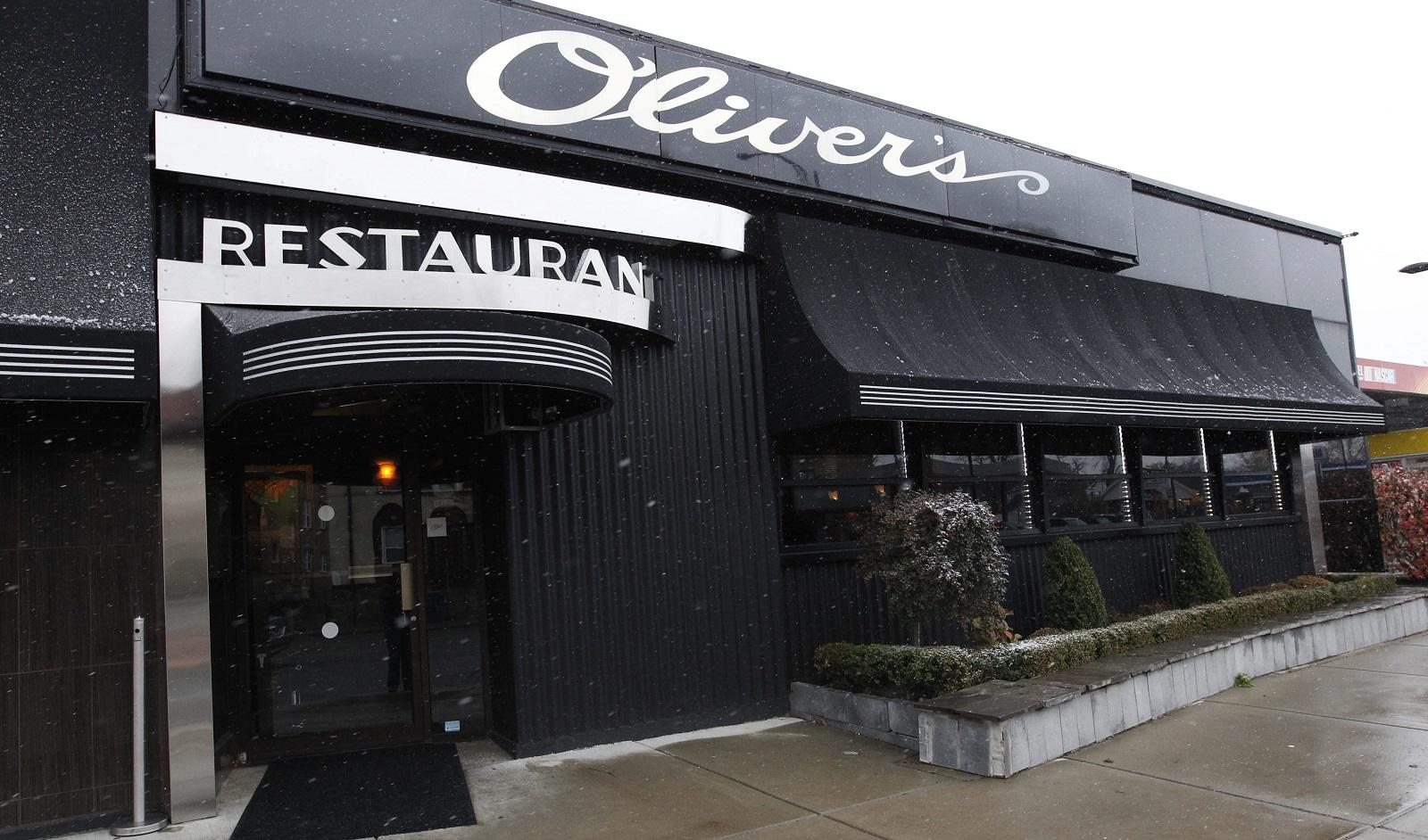 Oliver's Restaurant is located in Delaware Avenue. (Sharon Cantillon/Buffalo News file photo)
