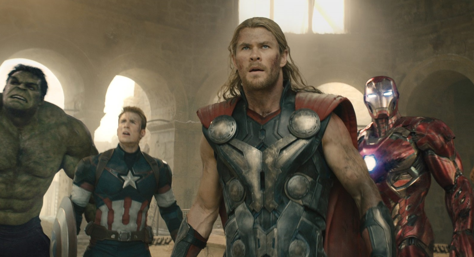 Marvel's 'Avengers: Age Of Ultron' is just one of a litany of comic movies released over the last five years.