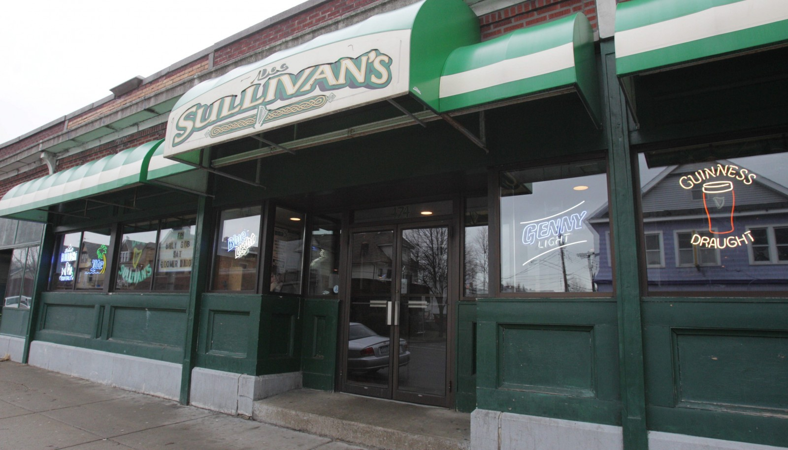 Doc Sullivan's is being spruced up under new ownership. (Sharon Cantillon/Buffalo News file photo)