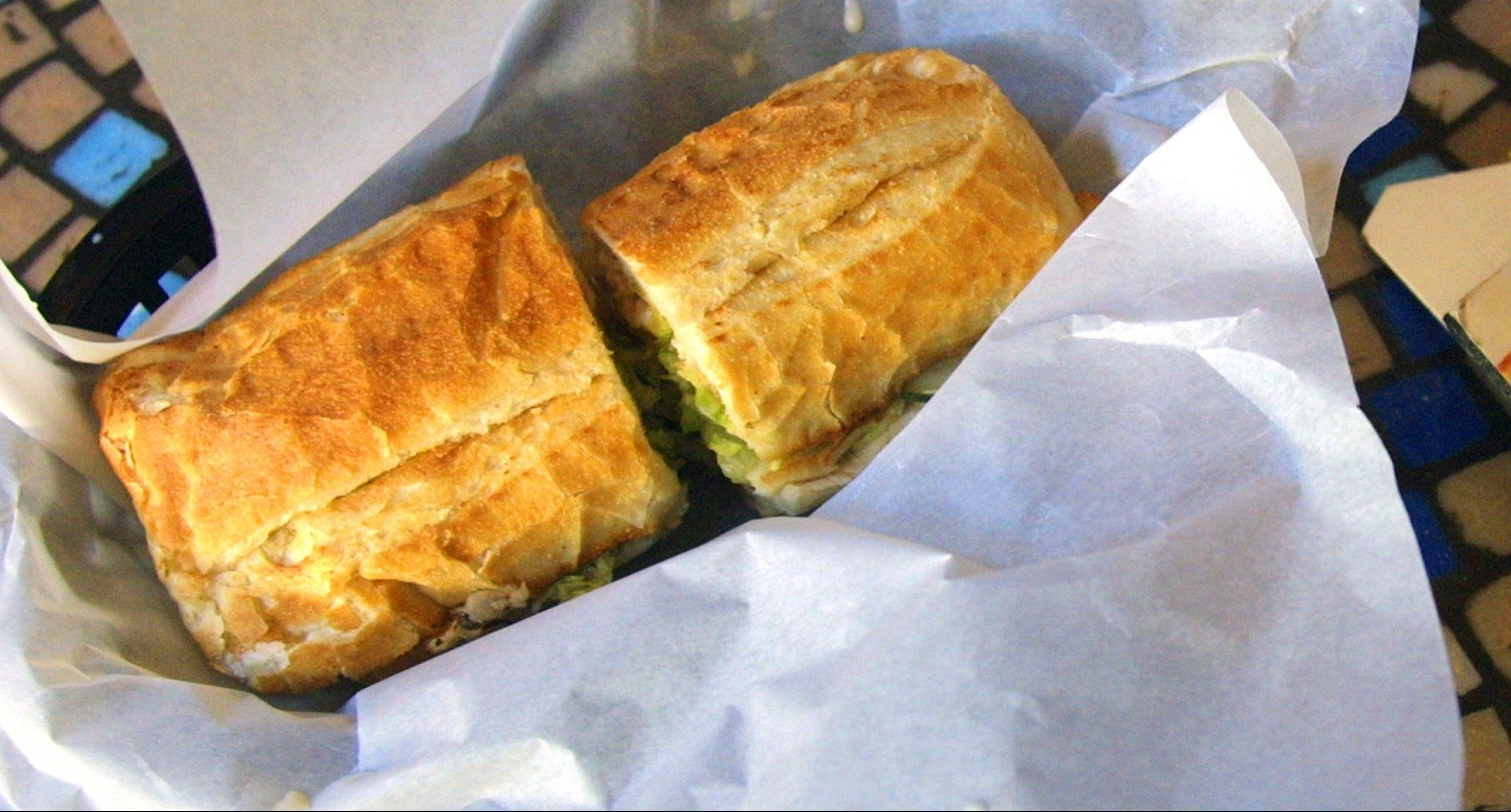 A sandwich from Potbelly Sandwich Shop, which is looking to move into the Buffalo market. (Getty Images)