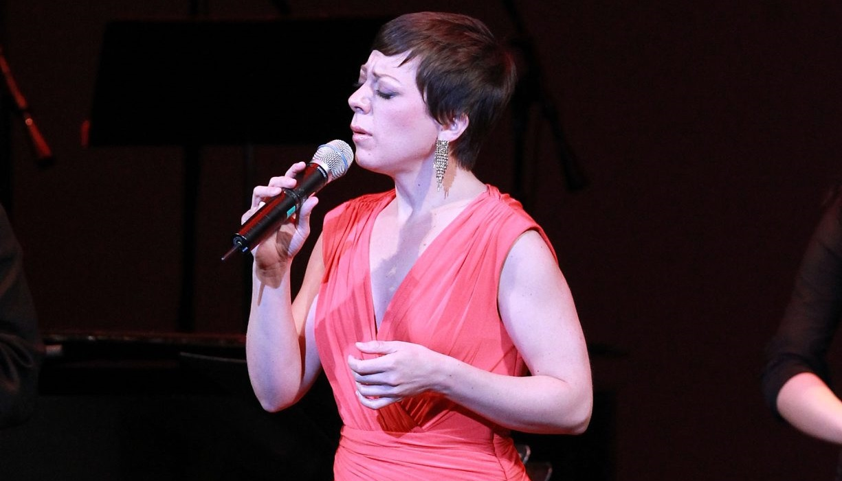 Jazz singer Gretchen Parlato will kick off the UB Center for the Arts series. (Getty Images)