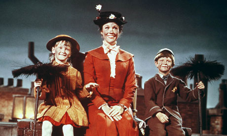 'Mary Poppins' will be shown at the Albright-Knox Art Gallery.