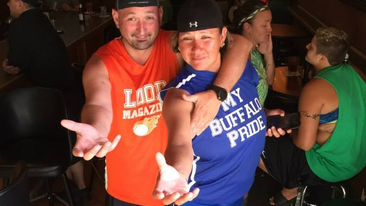 Loop magazine hosts a post-game party on Sunday.