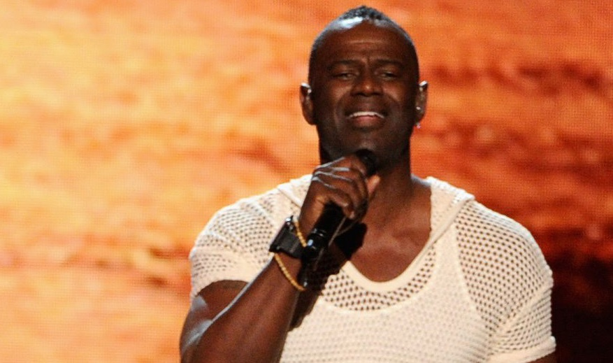 Brian McKnight proved to Niagara Falls that he can still hit the high notes and charm a crowd. (Getty Images)