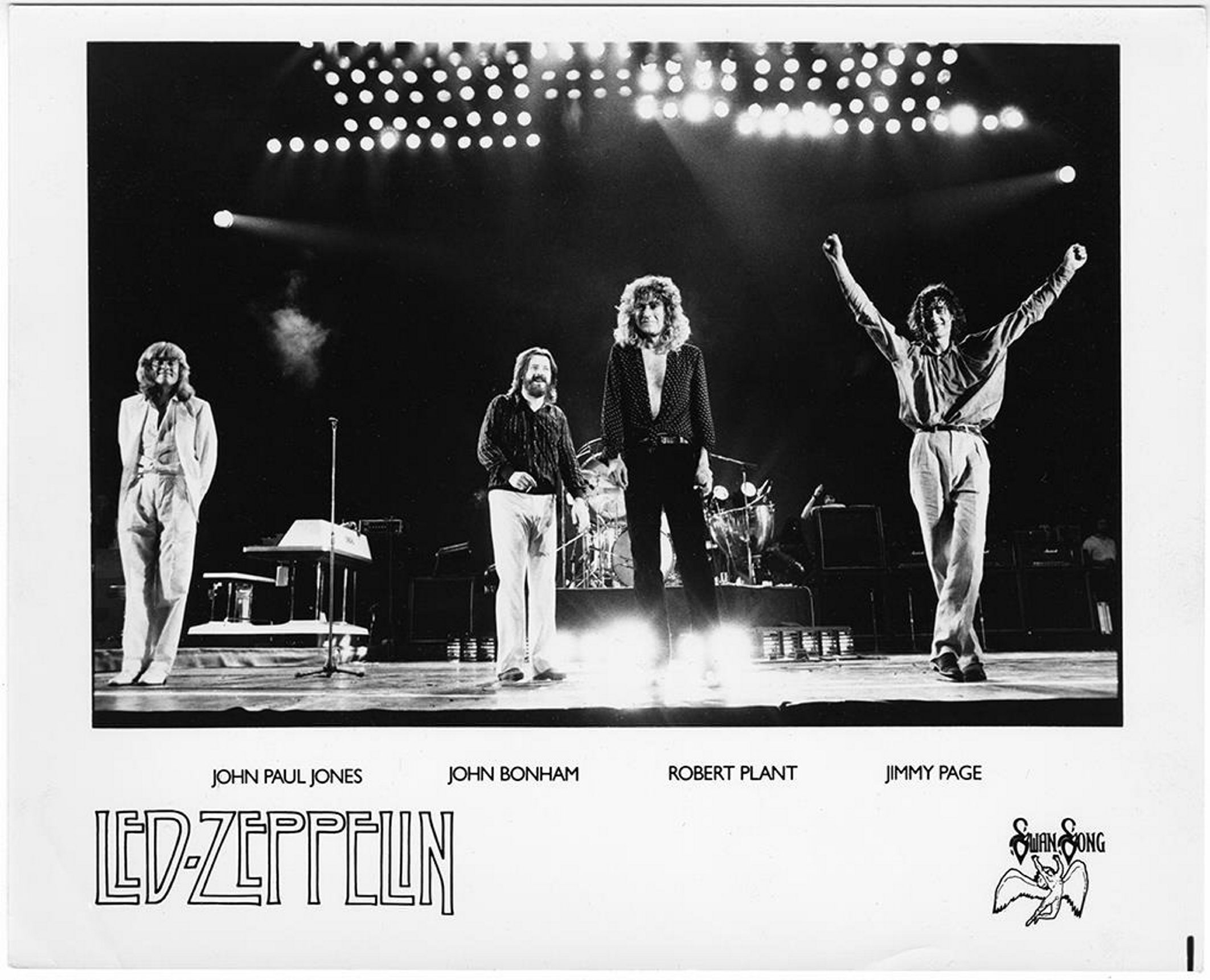 "The final three releases in the Led Zeppelin reissue series - ""Presence,"" ""In Through the Out Door"" and ""Coda"" – have been released."