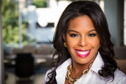 """Dia Simms, a top executive with Sean """"Diddy"""" Combs' business ventures, began working for Combs in 2005."""