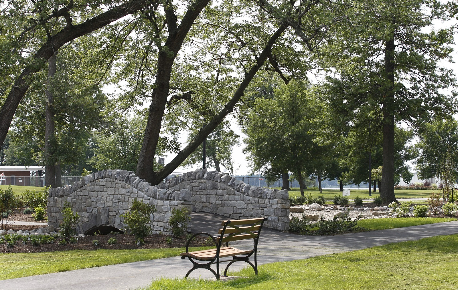RiverRock Gardens in Riverside Park.  (Sharon Cantillon/News file photo)