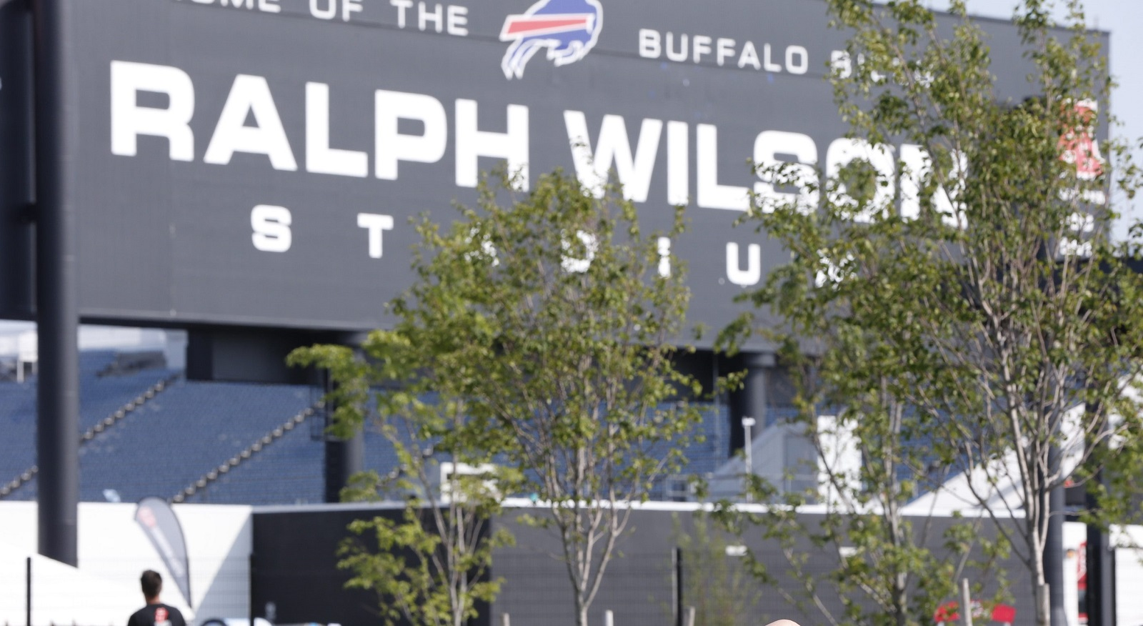Here are pickup details and more logistical information for Thursday's One Direction show in Ralph Wilson Stadium.  (Harry Scull Jr./Buffalo News file photo)
