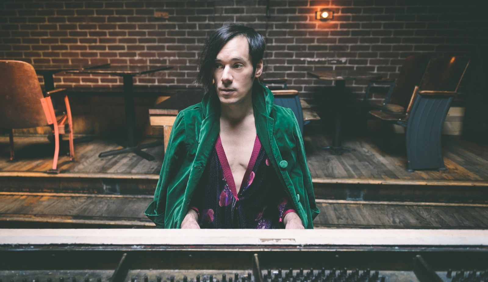Kevin Barnes brings Of Montreal to Babeville's Asbury Hall at 8 p.m. Monday
