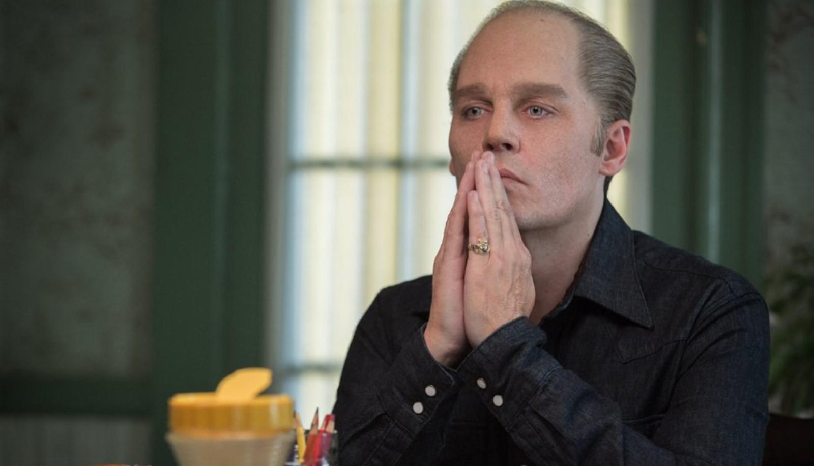 Johnny Depp stars as Whitey Bulger in 'Black Mass.'