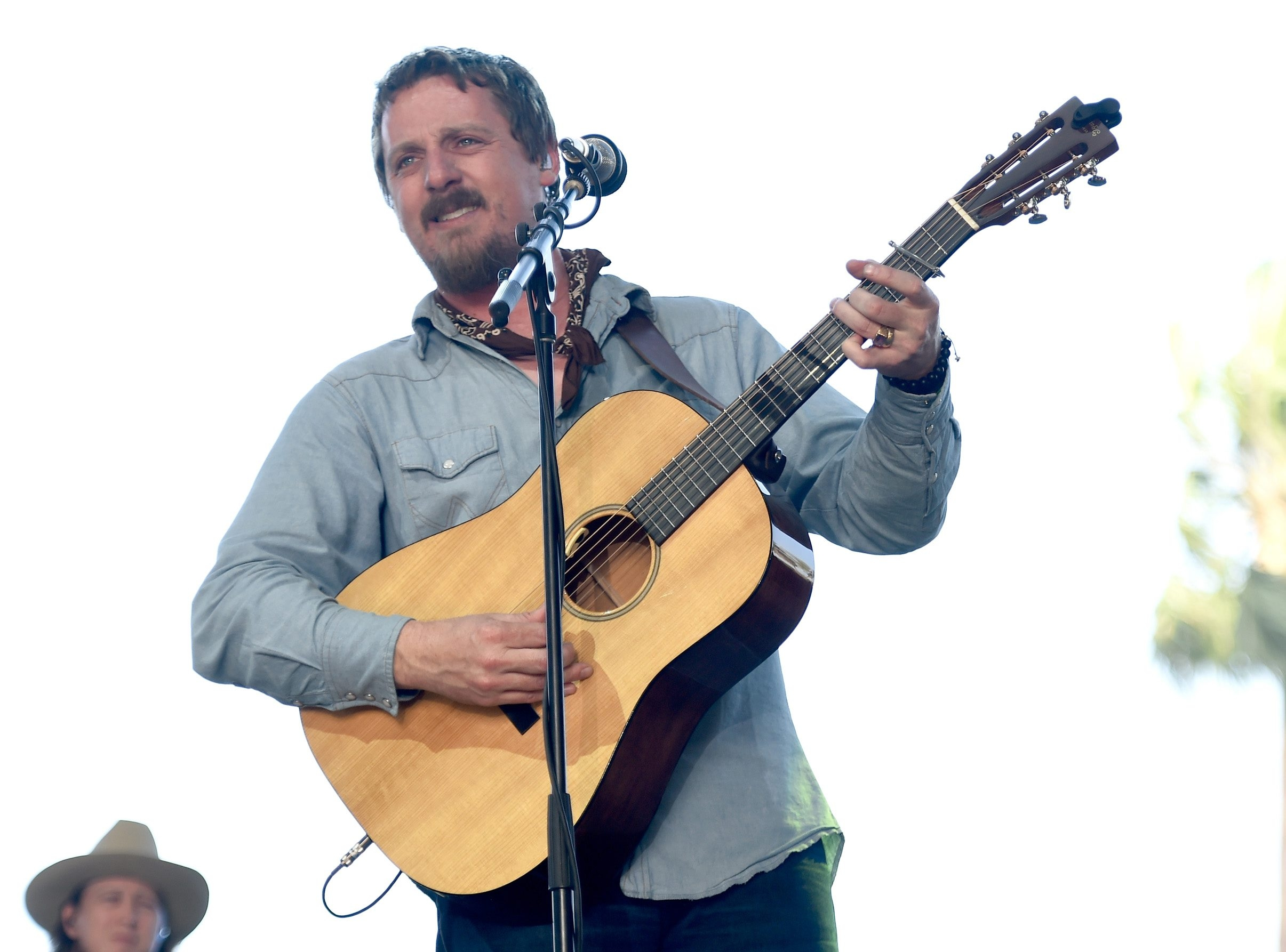 """Sturgill Simpson's """"Living the Dream"""" tour makes its way to the Town Ballroom at 7 p.m. Sunday."""