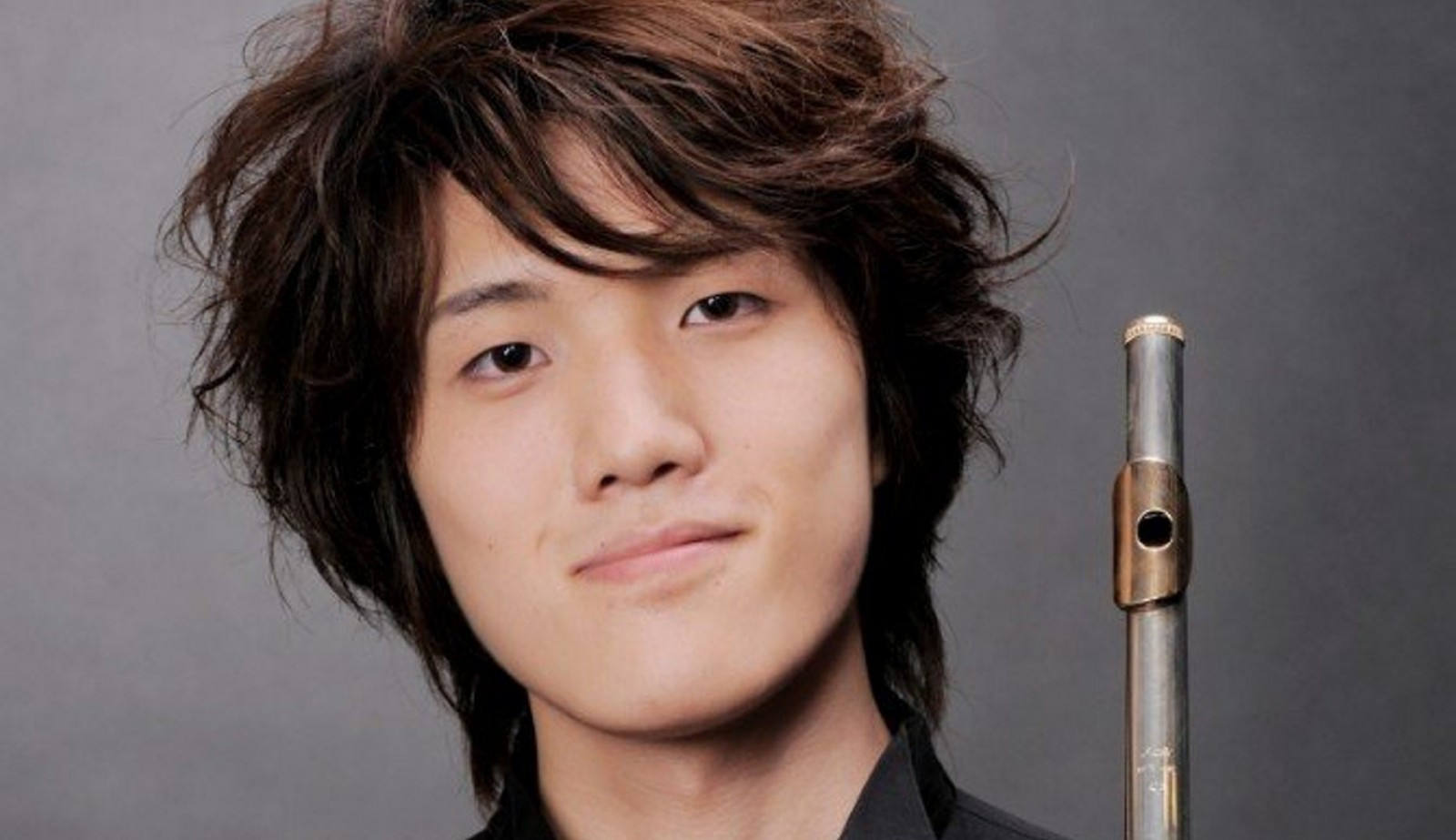 Flutist Seiya Ueno will perform a free concert Sunday.