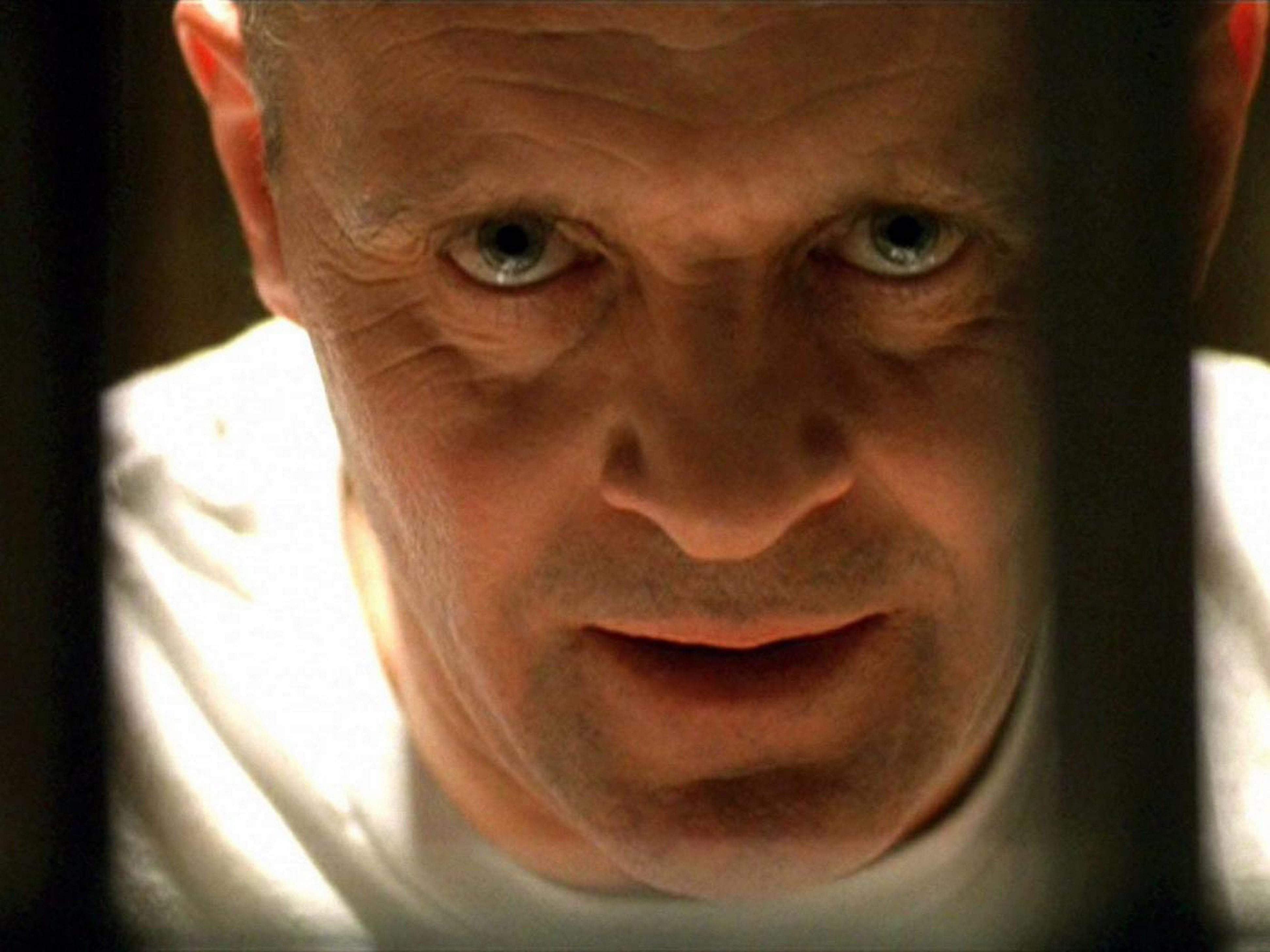 """Anthony Hopkins stars in """"The Silence of the Lambs,"""" screening Thursday in the Riviera Theatre."""