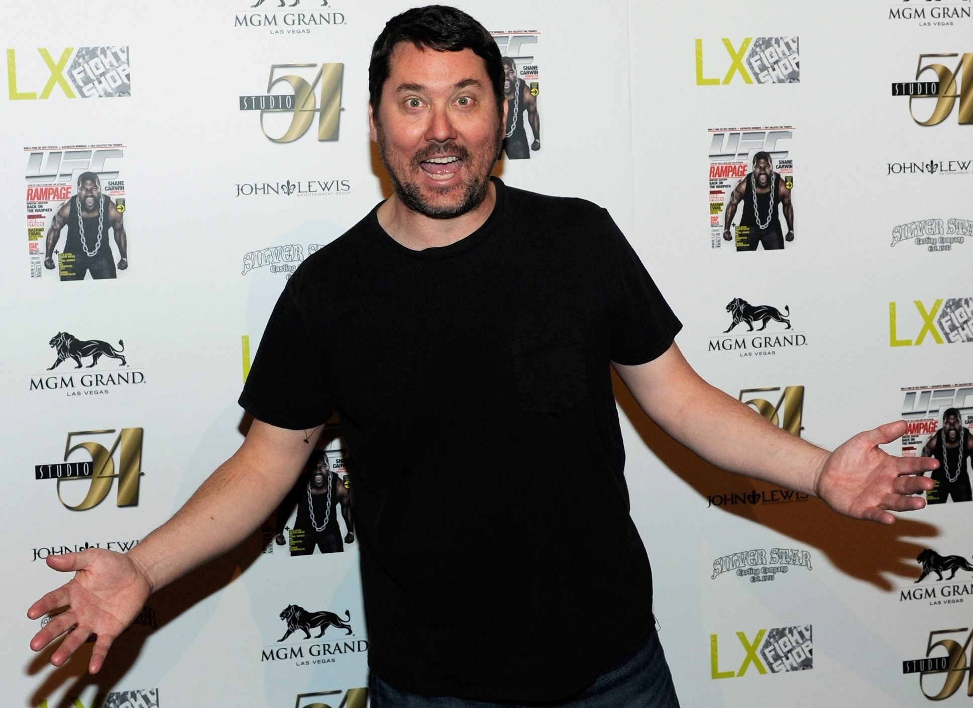 Comedian Doug Benson performs at 4:20 p.m. Oct. 4 at Helium Comedy Club. (Getty Images)