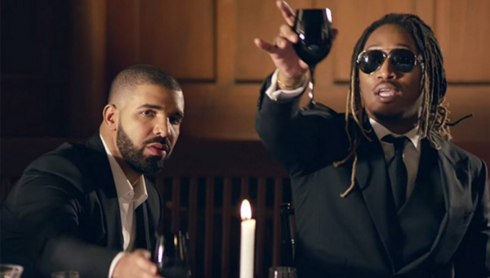 Drake & Future's new album meets the wrath of Jeff Miers.