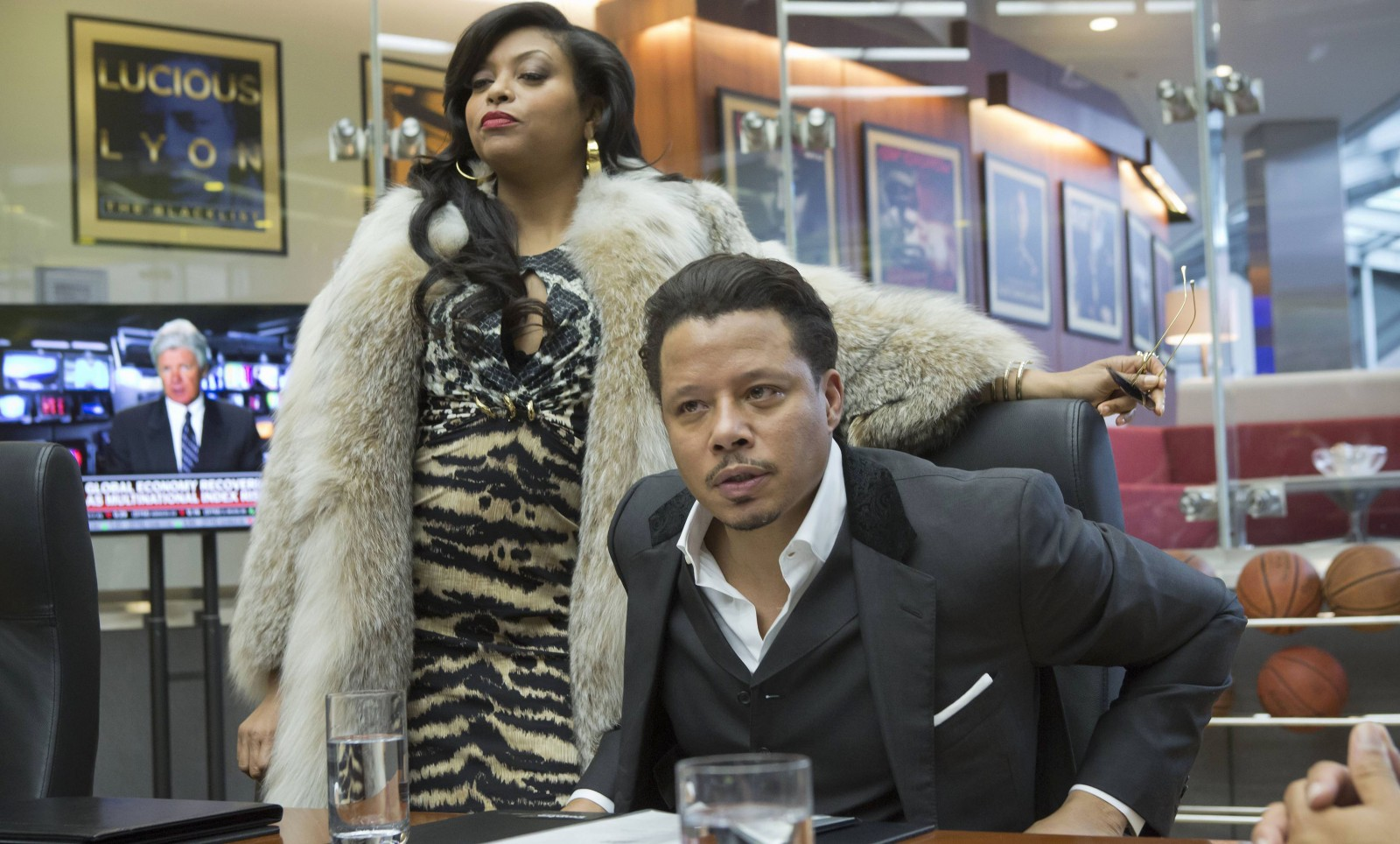 "Screening parties of the hit Fox series ""Empire,"" starring Taraji P. Henson and Terrence Howard, will take place at The MOCHA Center."