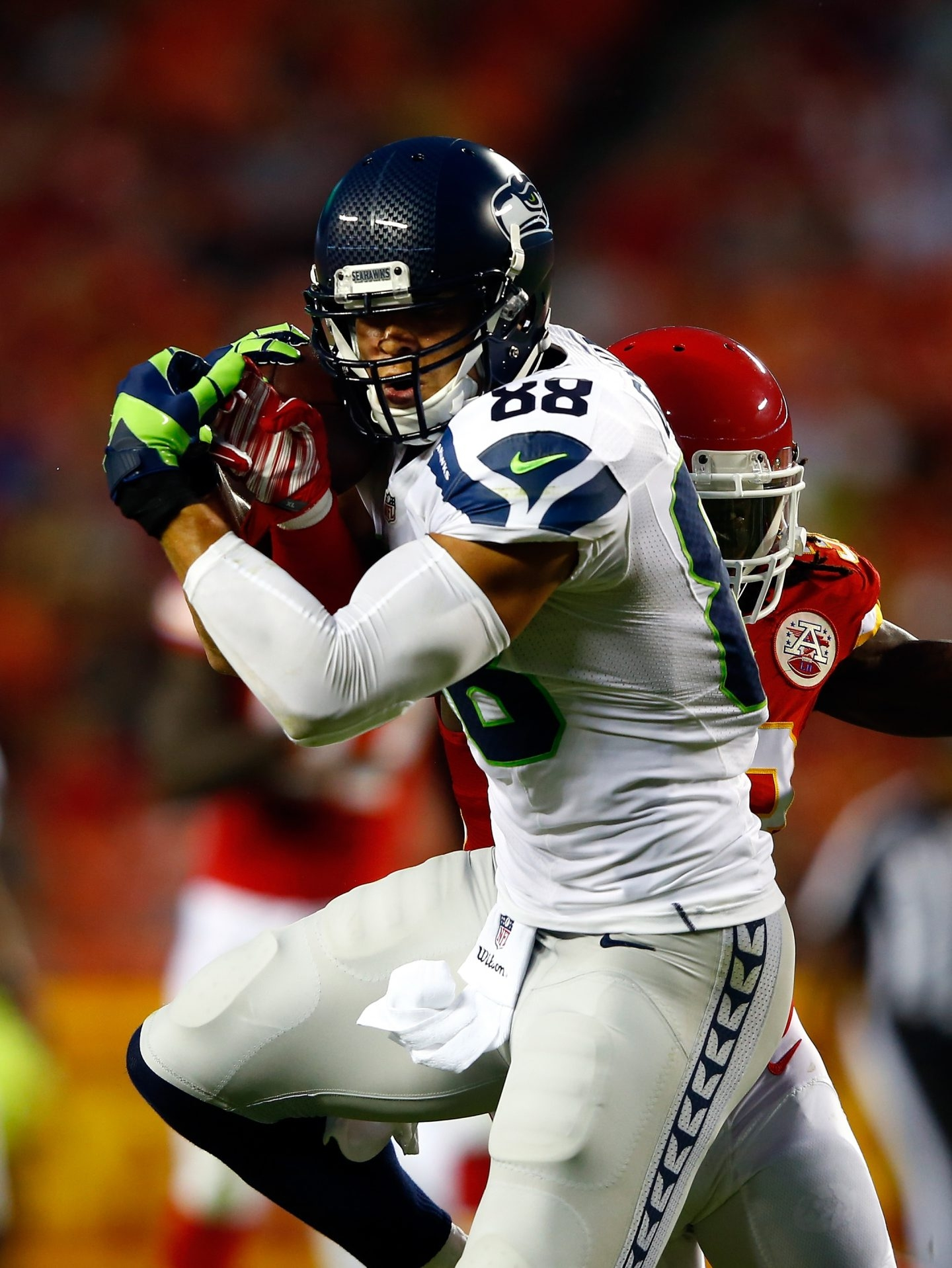 Seattle's trade for tight end Jimmy Graham gives the rest of the NFL another reason to fear the Seahawks.
