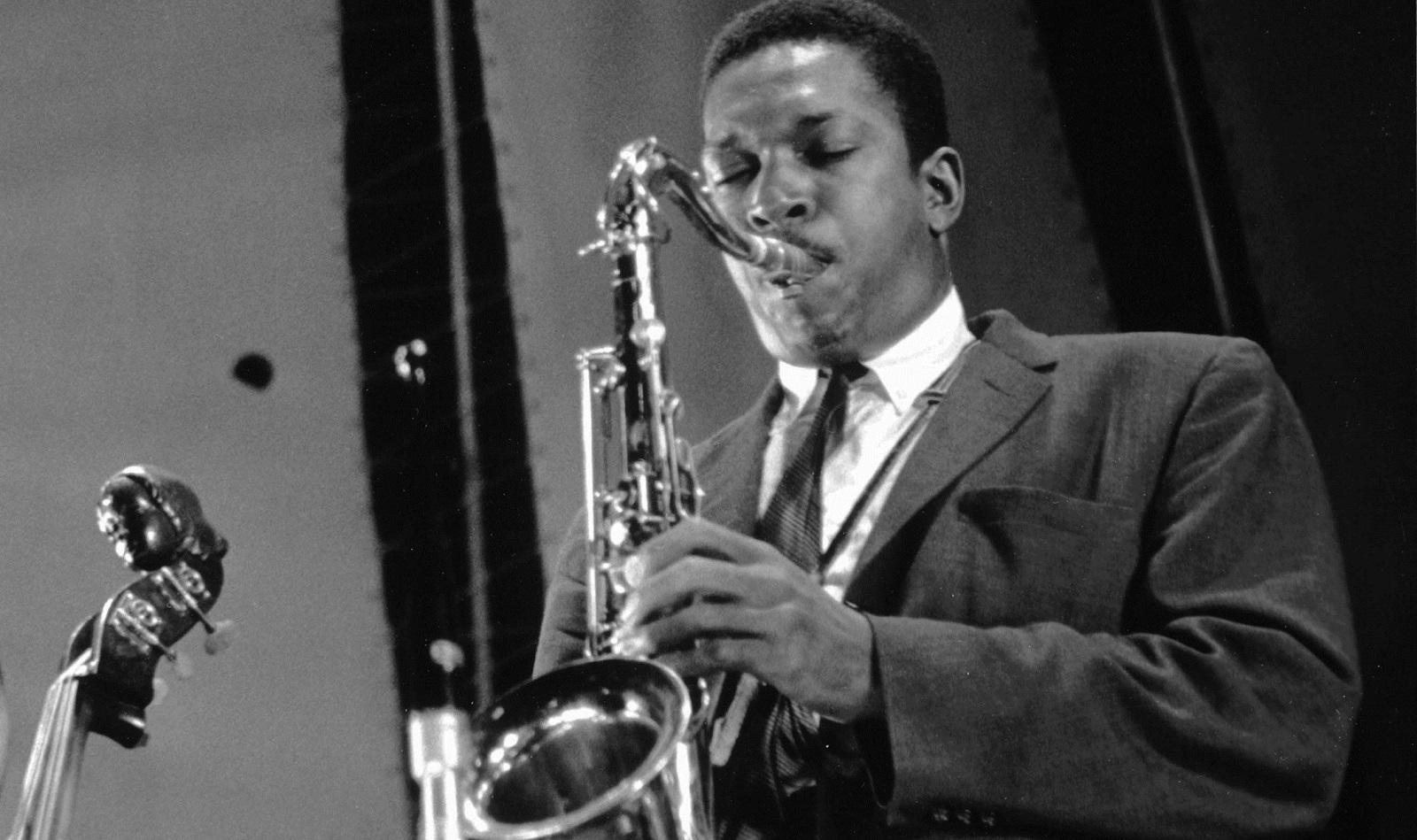John Coltrane.