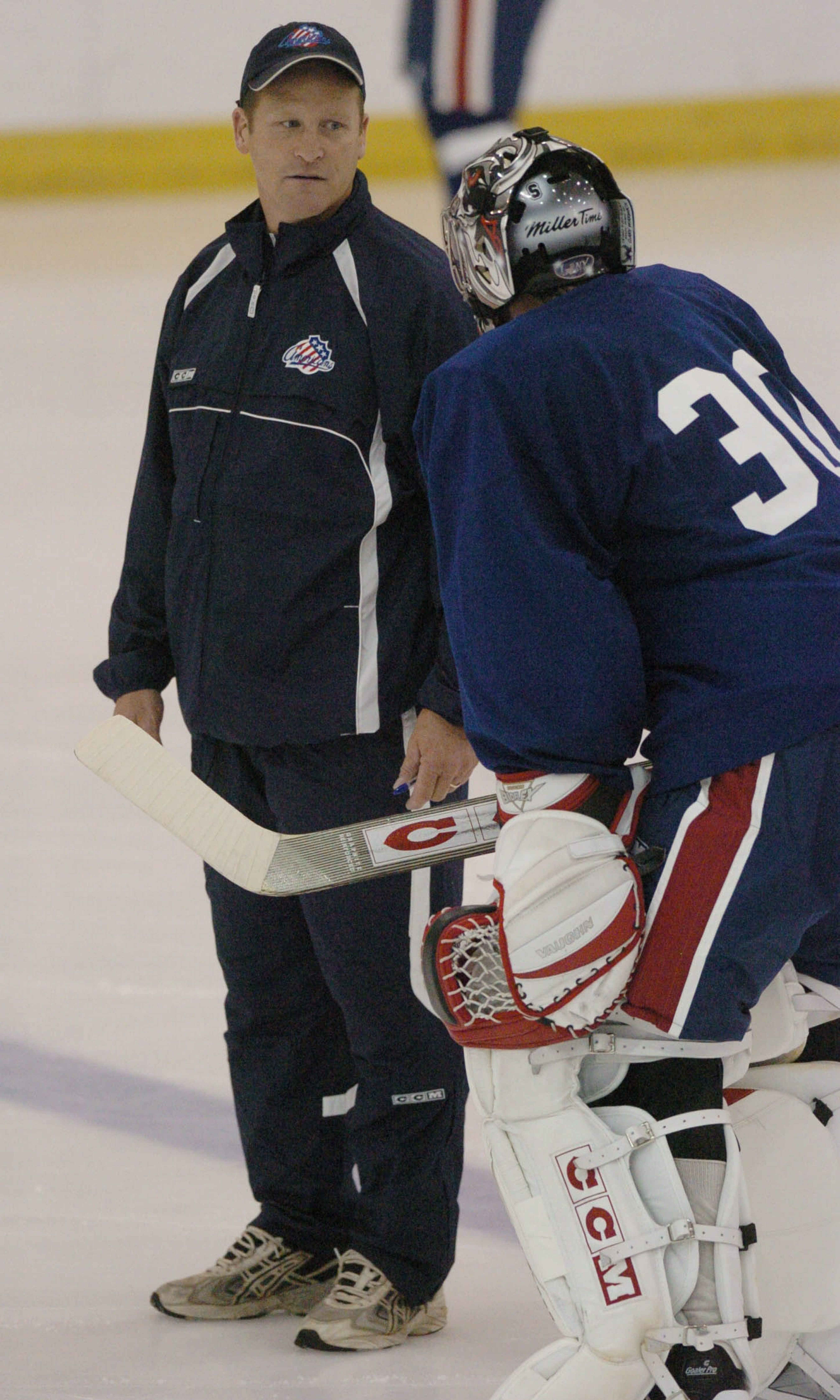 It will be just like old times for new Rochester Americans coach Randy Cunneyworth, who spent eight seasons coaching Rochester from 2000 to 2008.