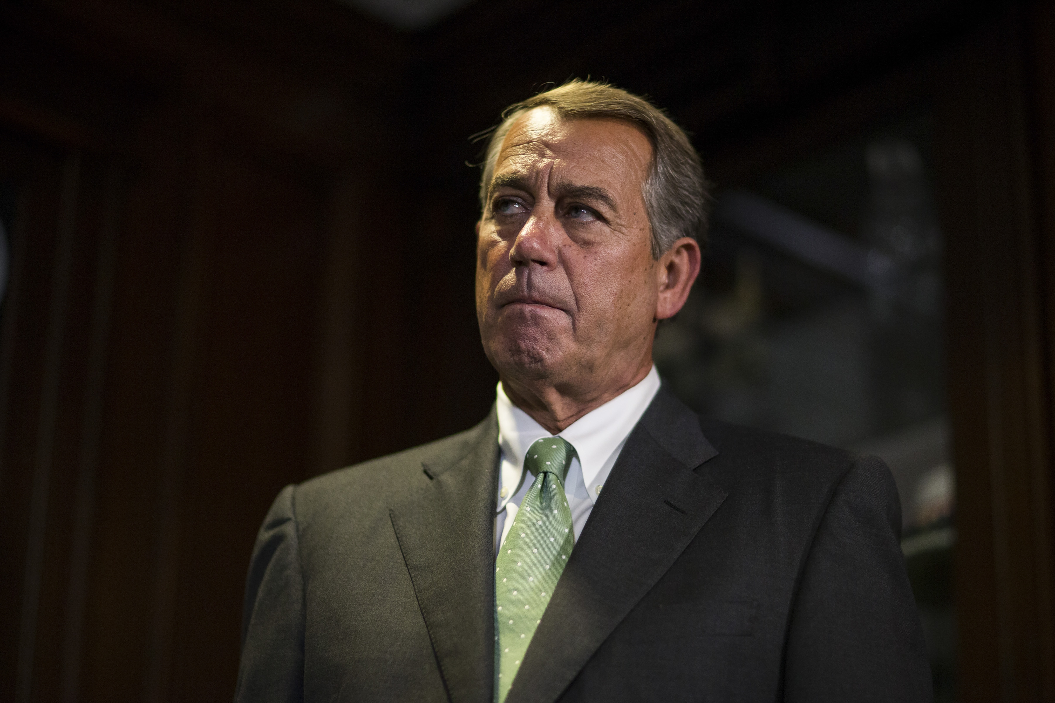House Speaker John Boehner was under extreme pressure from the right wing of his conference over whether to defund Planned Parenthood in a bill to keep the government open. (New York Times file photo)