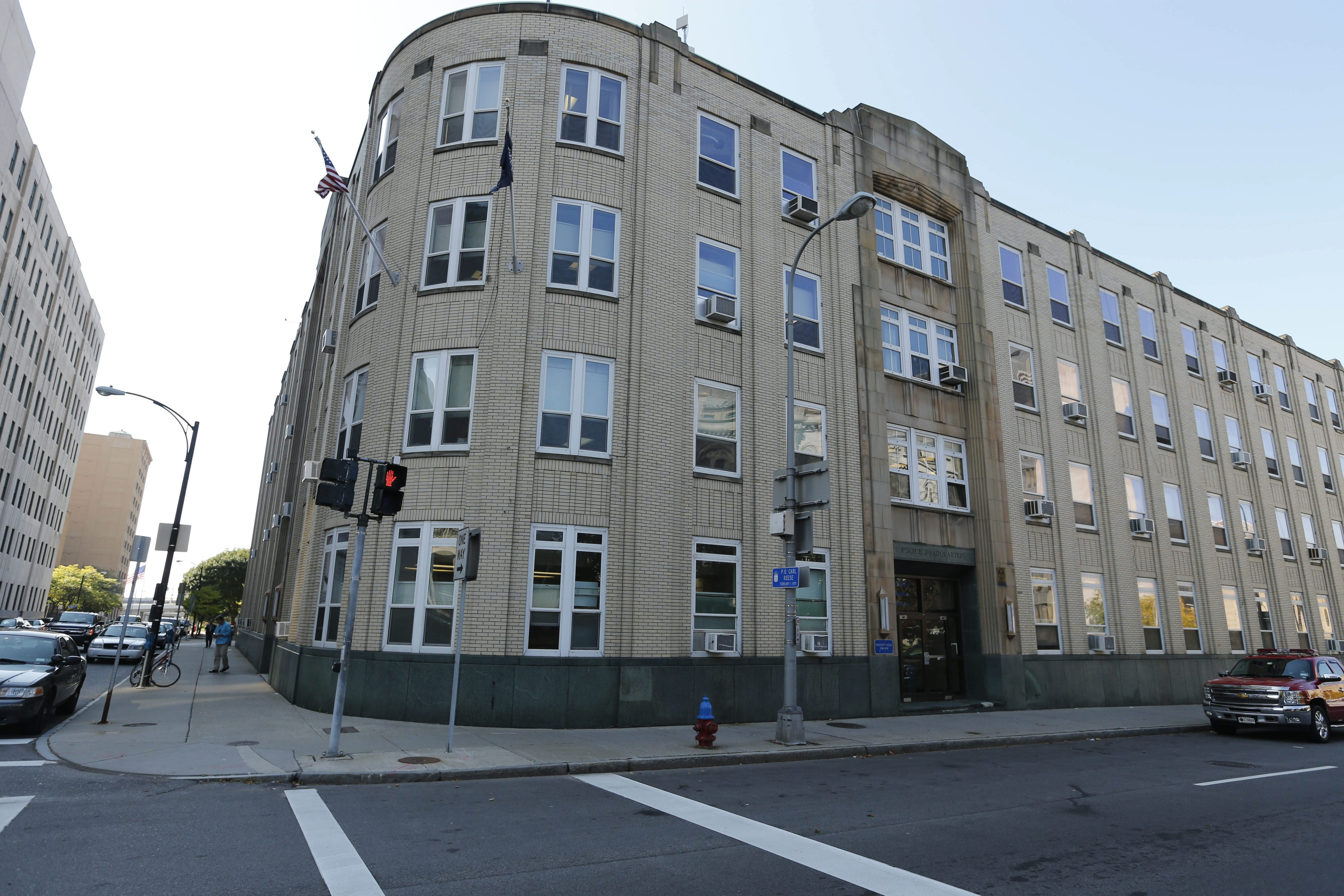 Buffalo Police Headquarters on the corner of Franklin and Church streets is viewed as potentially valuable real estate.