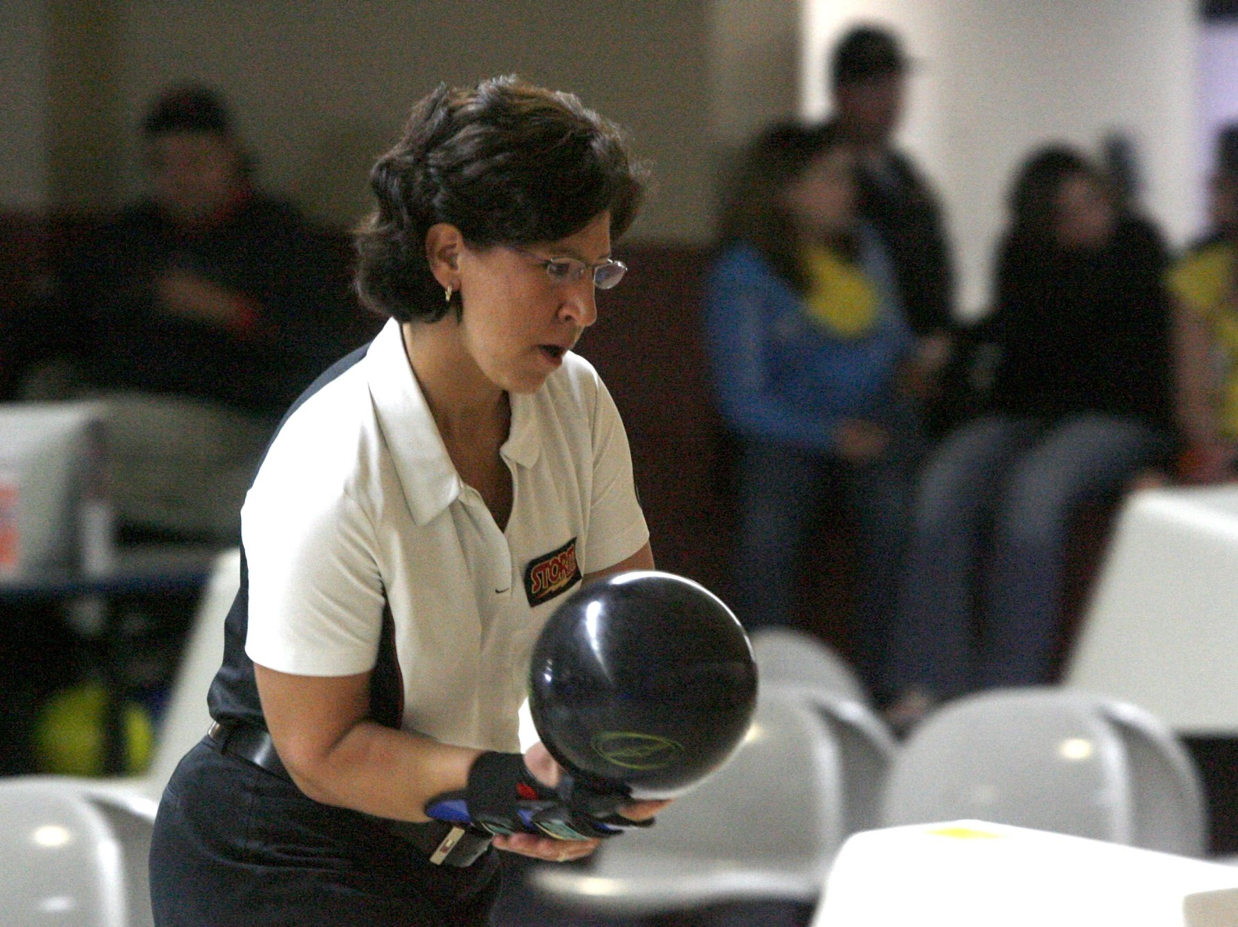 Liz Johnson has been bowling for almost all of her life. She had a 200 average at age 13.