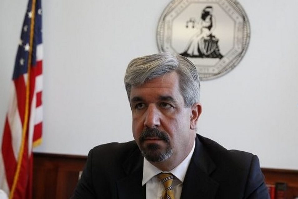 Erie County District Attorney Frank A. Sedita told his staff this morning that he will be running for a seat as a State Supreme Court justice this fall.