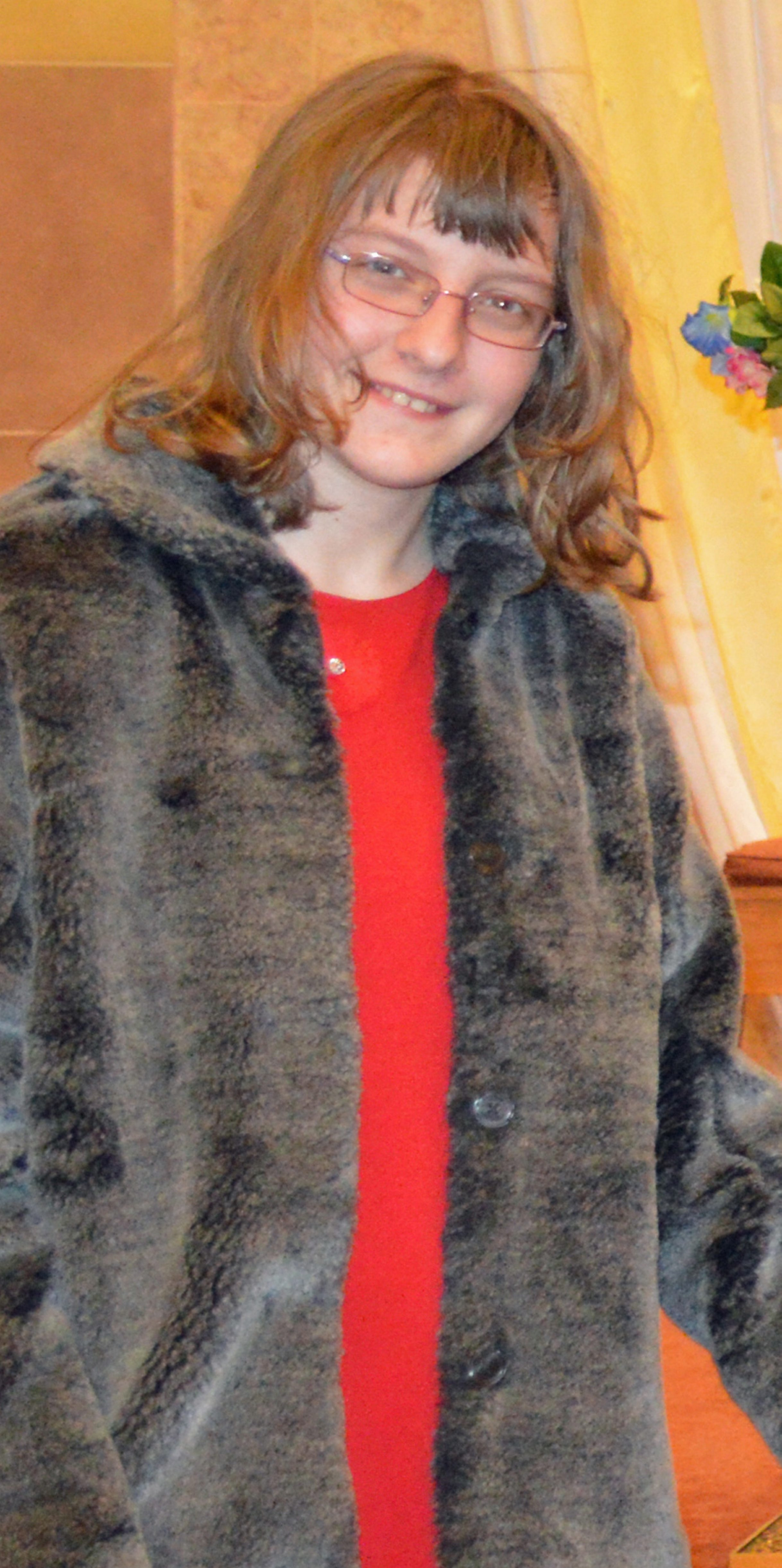 Grace Pesarchick was found safe early this morning.