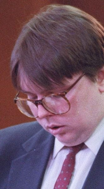 John D. Justice, shown in 1985, is now imprisoned under civil confinement.