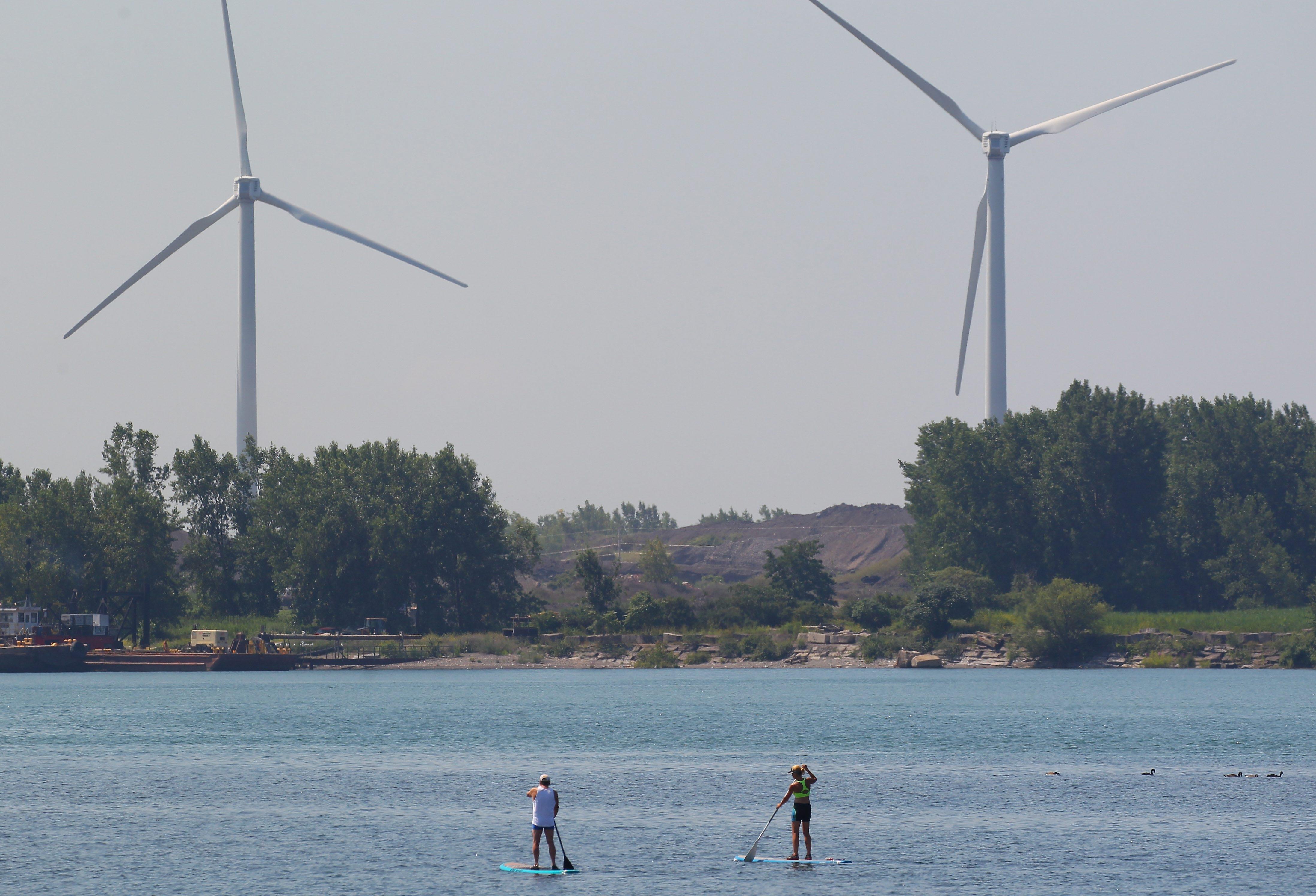 Great Lakes neighbor bullish on fresh water – The Buffalo News