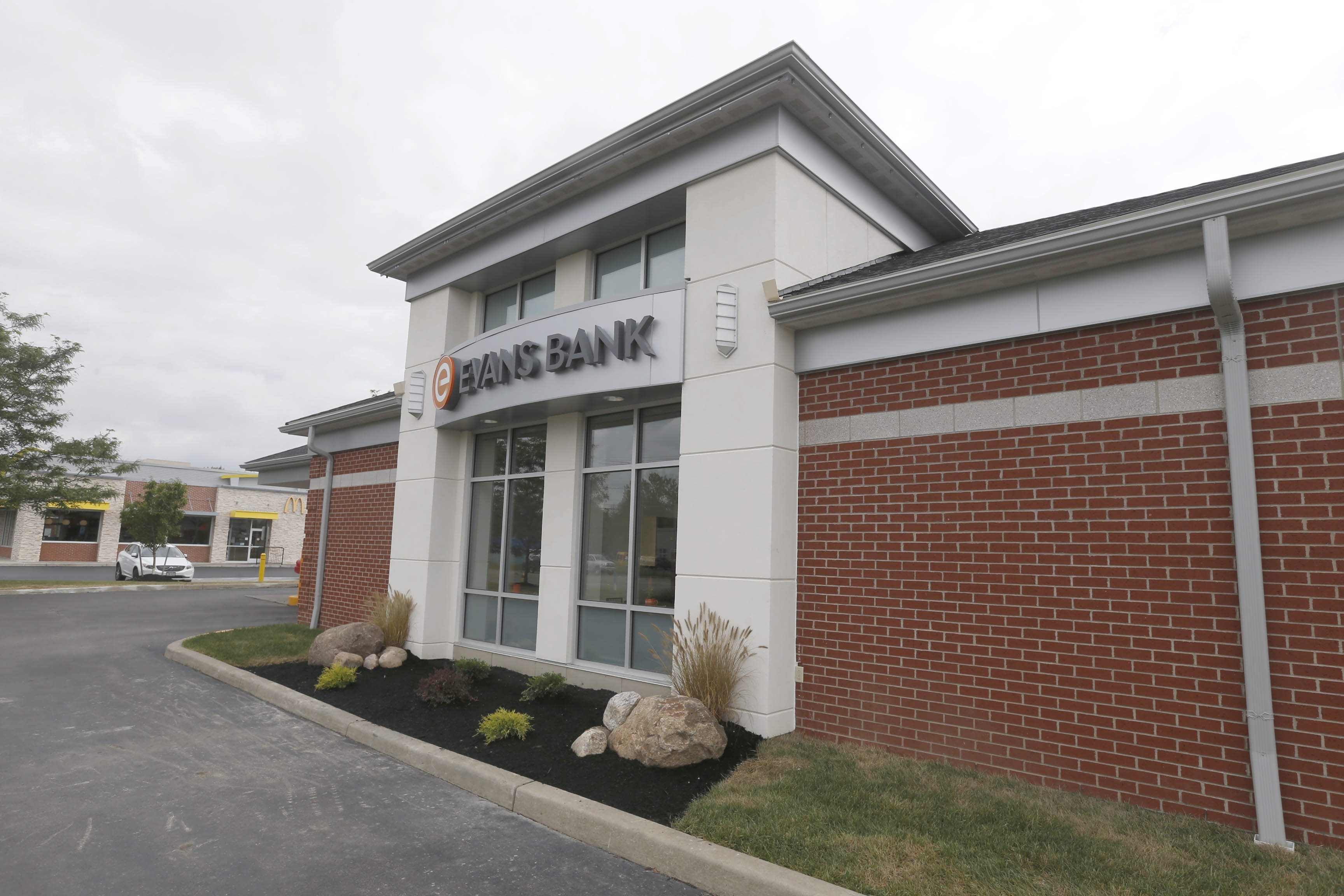 "Evans Bank had been accused of ""redlining,"" or discriminatory lending, in Buffalo."