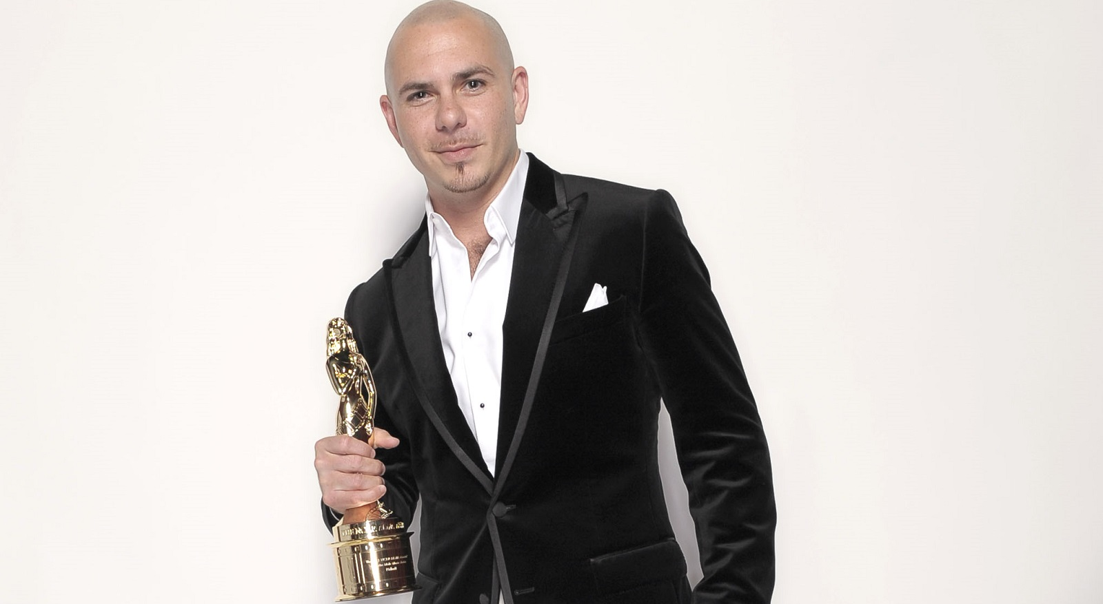Says Jeff Miers: ' 'Krazy,' by Pitbull, should only be played on yachts docked in Miami, where beautiful people drink champagne that costs more per bottle than I make per month, and gorgeous women pretend that Pitbull is someone they'd favor with even a first glance if he wasn't rolling in music industry greenbacks.'  (Getty Images)