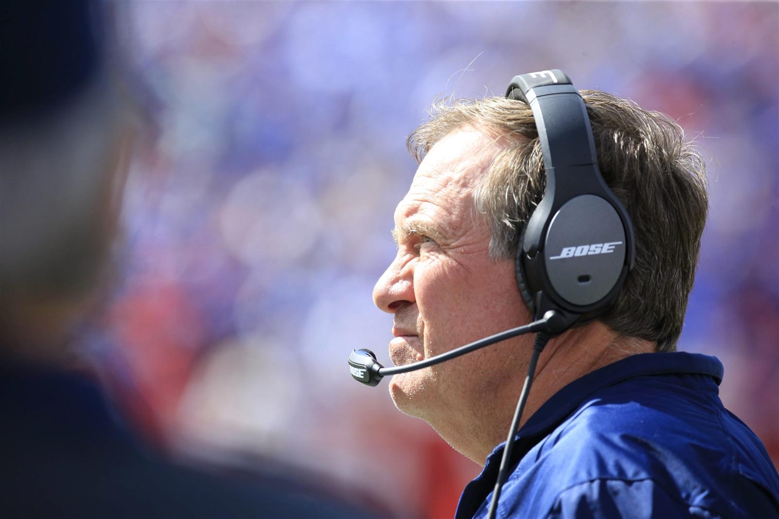 Bill Belichick and the Patriots had the last word Sunday. (Buffalo News)