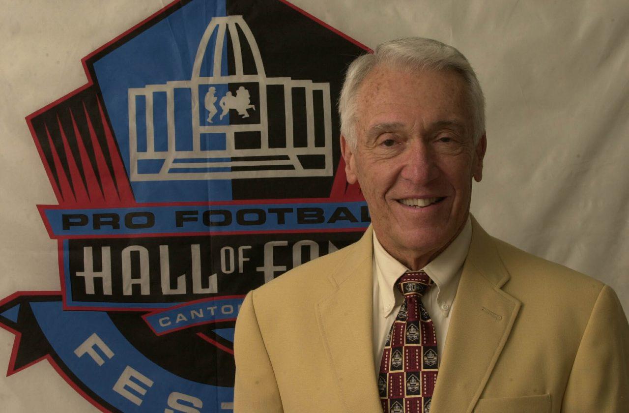 Former Bills head coach Marv Levy. (Harry Scull Jr./News file photo)