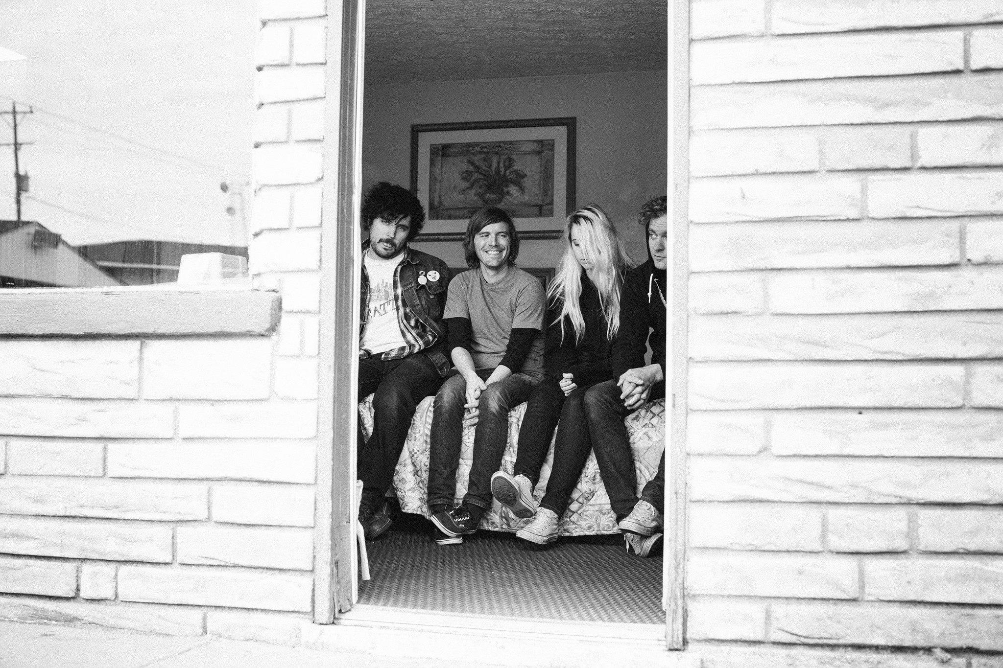 Bully is an indie-rock quartet from Nashville.