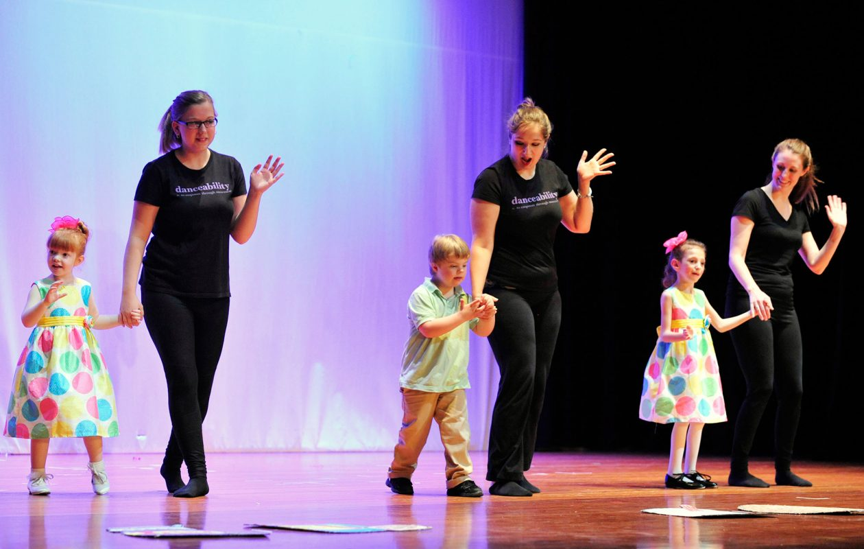 Danceability's  spring recital  featured dancers  with special needs  from across WNY.