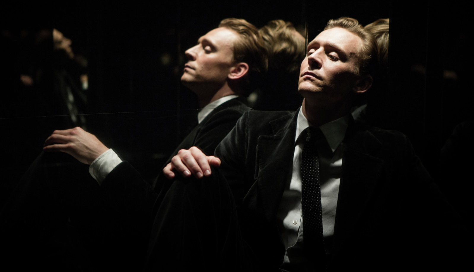Tom Hiddleston plays Dr. Robert Laing in 'High Rise,' a popular film at TIFF.