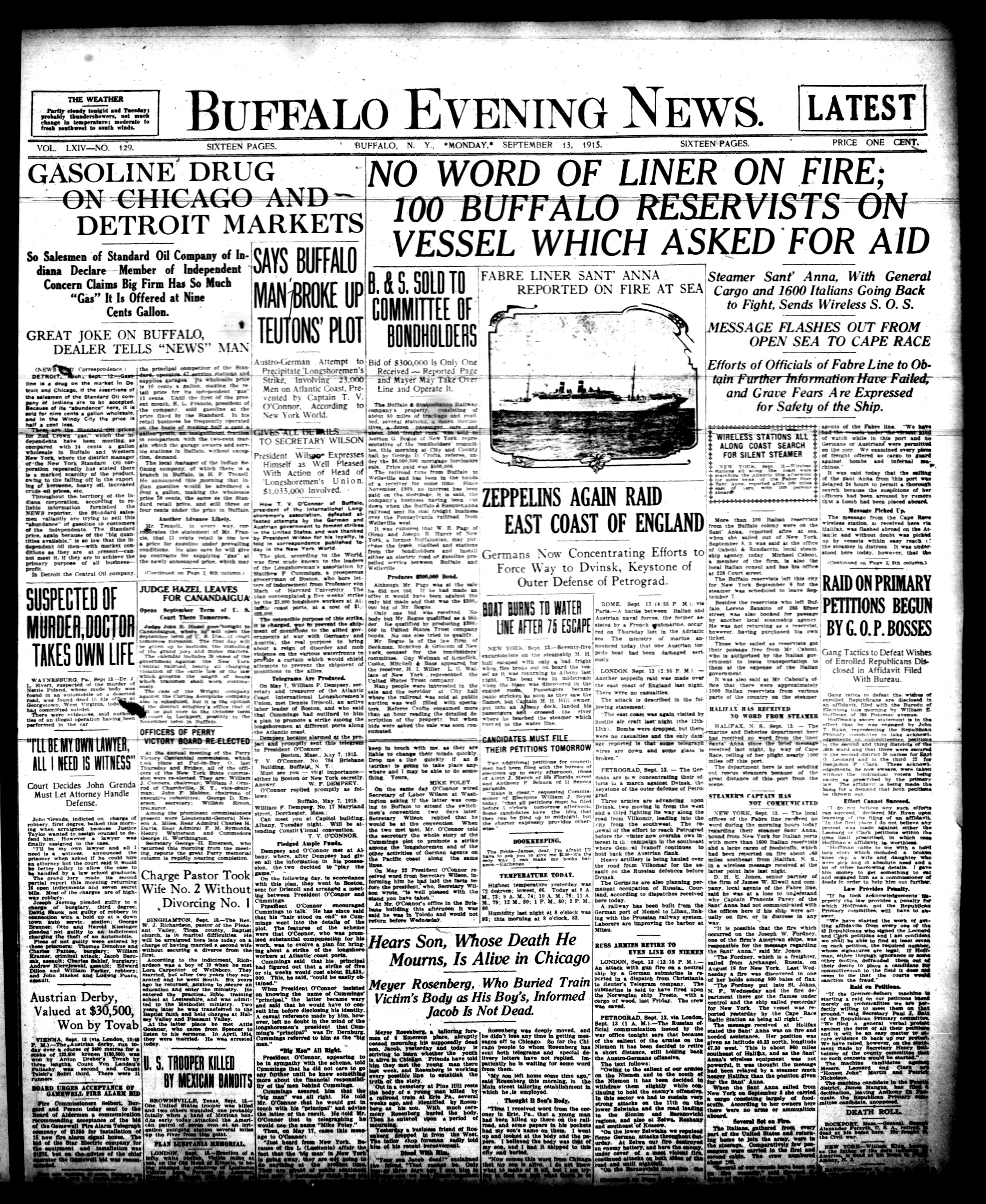 Sept 13 1915