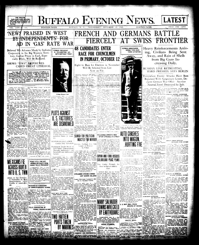Sept 15 1915