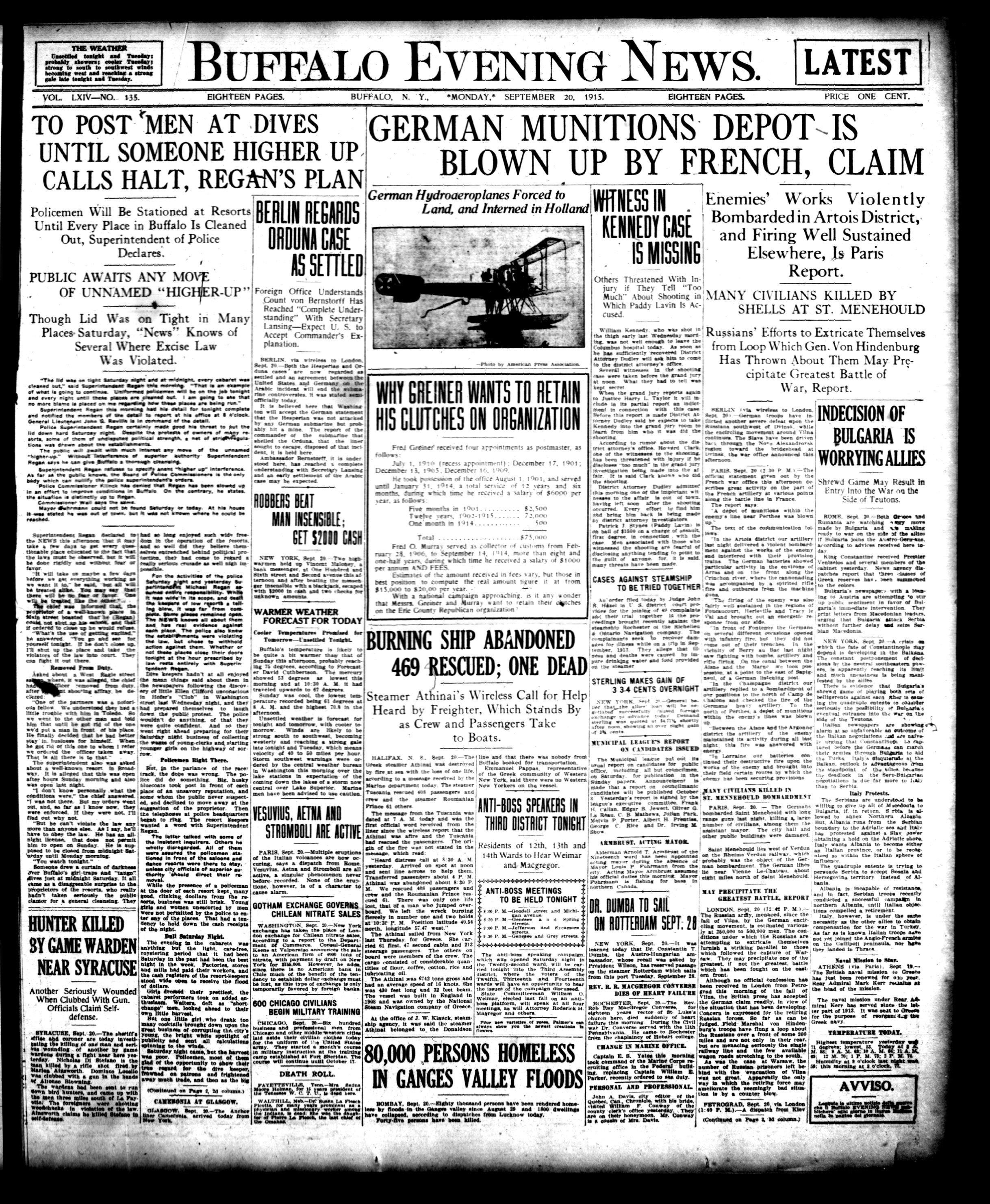 Sept 20 1915