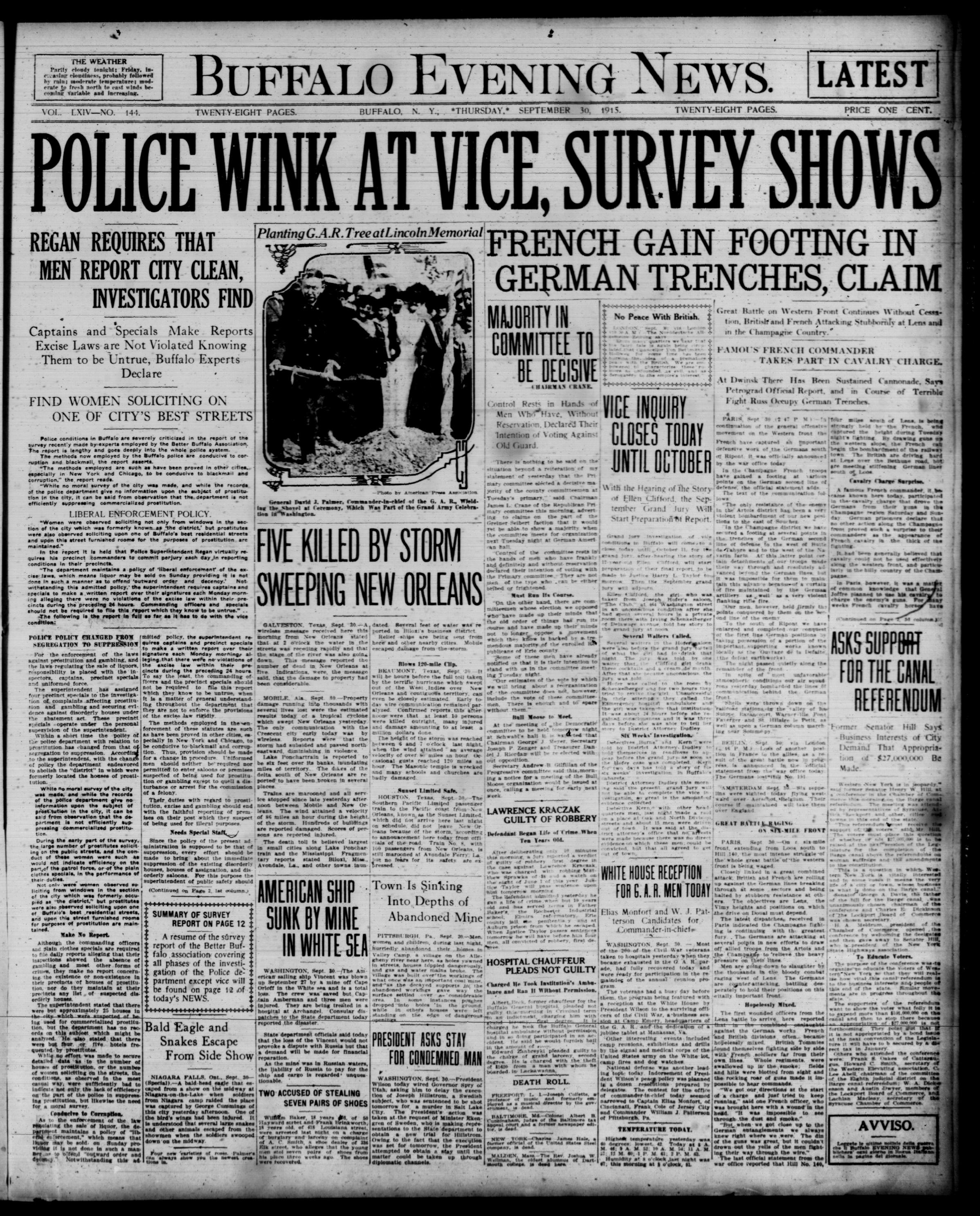 Sept 30 1915