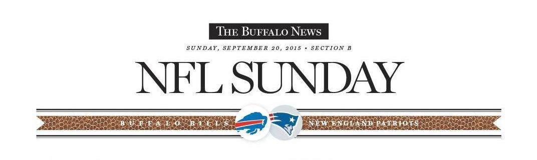 Our NFL Sunday section is packed with info for today's game.
