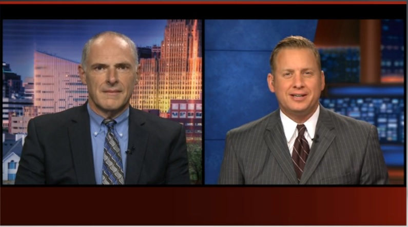Vic Carucci and Adam Begnini meet for Bills breakdown each week on WGRZ Ch. 2.