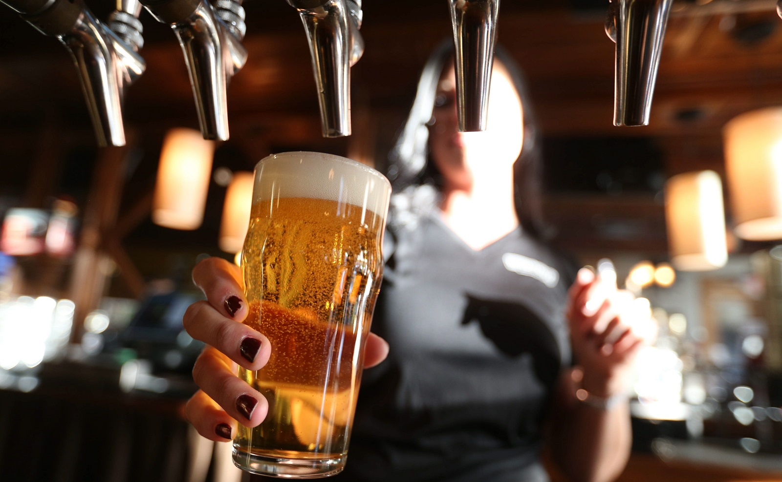 Ellicottville Brewing Co. has opened its newest brewery and pub in Little Valley. (Sharon Cantillon/Buffalo News file photo)