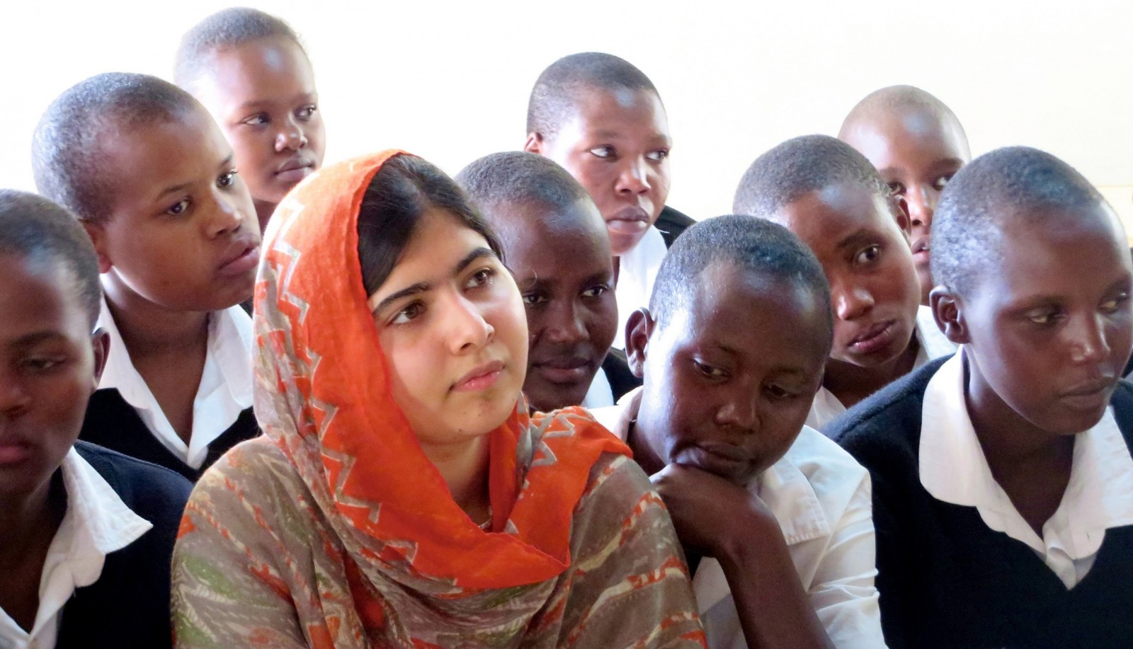 Malala Yousafzai is the subject of the film 'He Named Me Malala.'