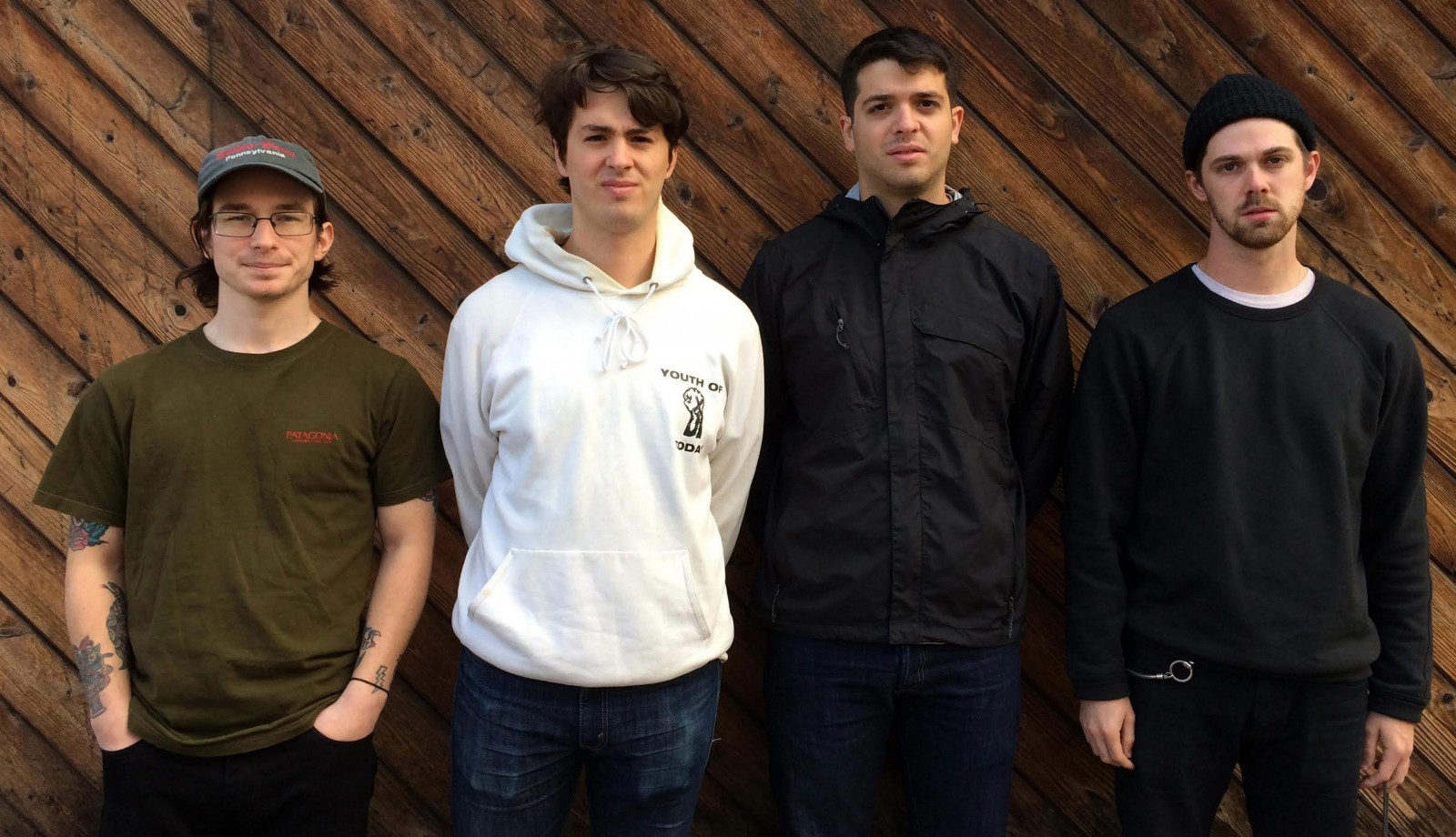 Title Fight performs Oct. 23 in Waiting Room.