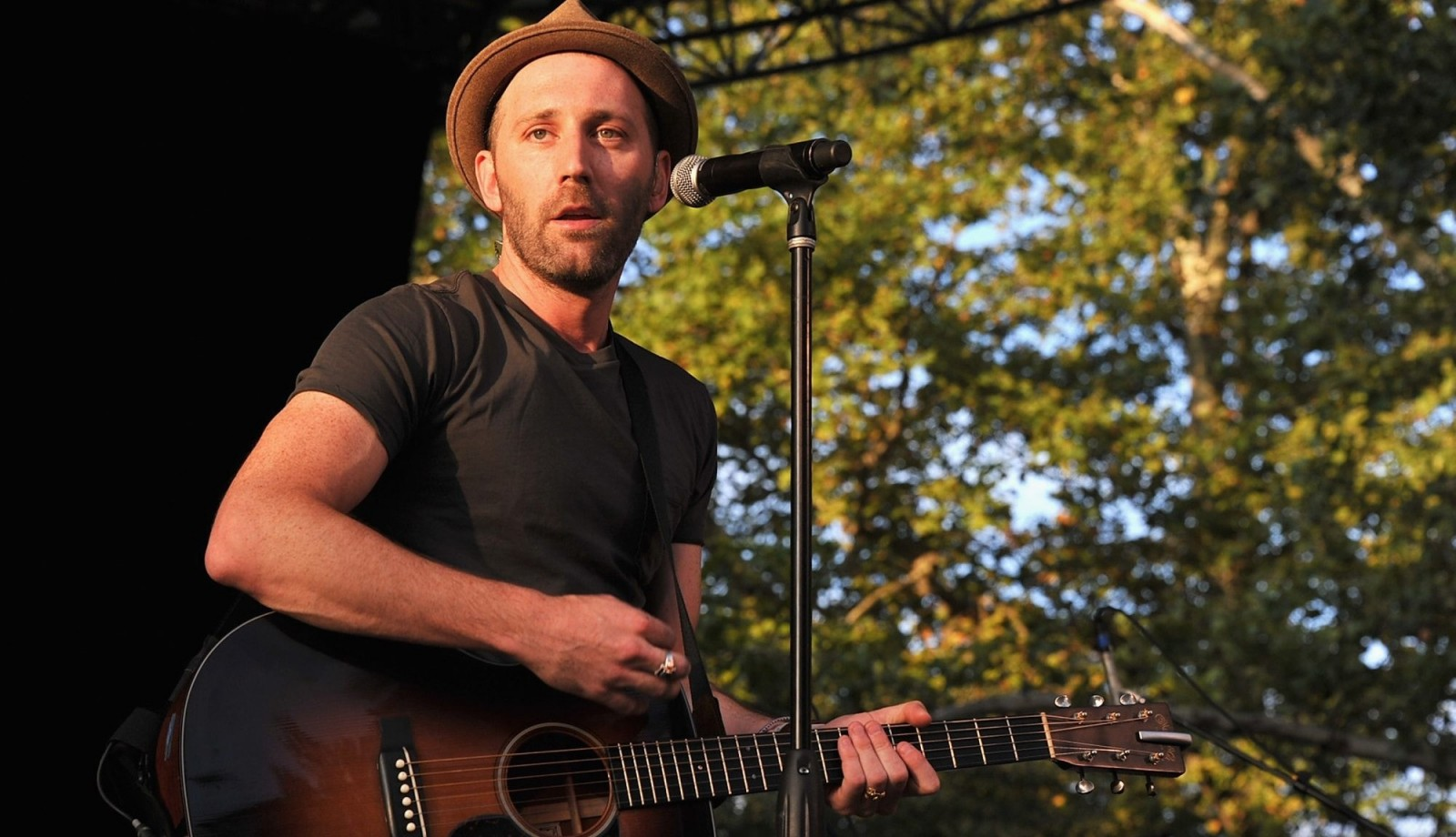 Mat Kearney will be at Town Ballroom Saturday night.
