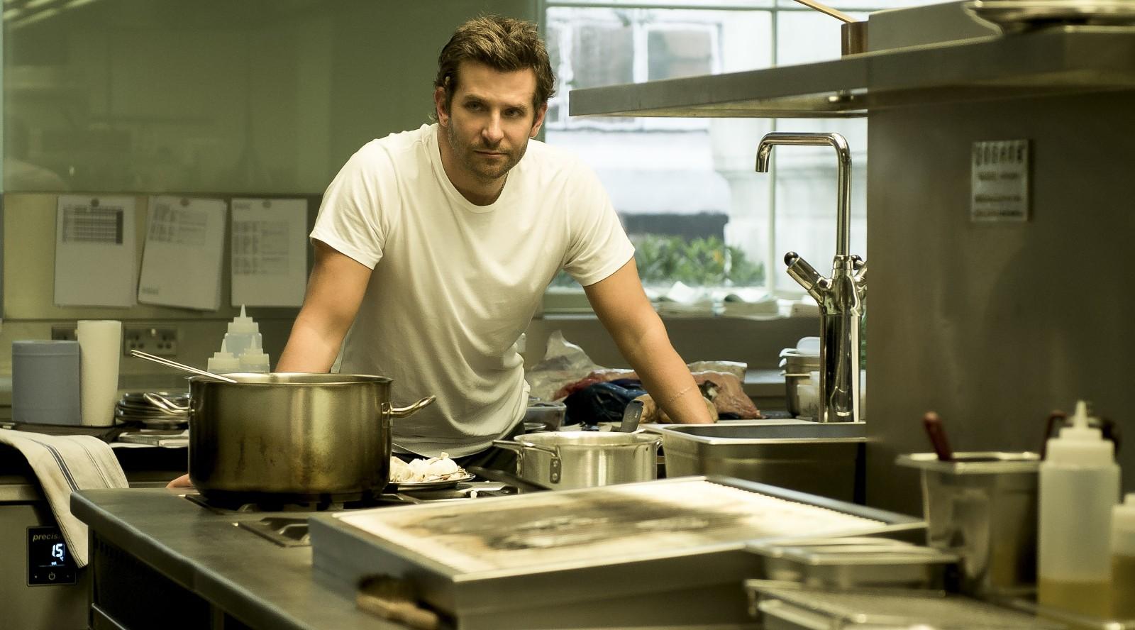 Bradley Cooper stars in 'Burnt.'